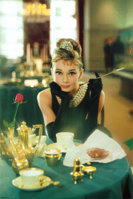 Breakfast At Tiffany's Decor