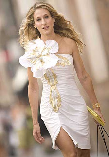 Carrie Bradshaw Gets A New Apartment