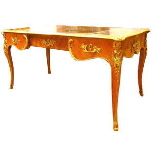 Gilt, Gold Leaf and Ormolu