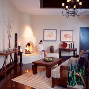Creating a spa like feel in your own home