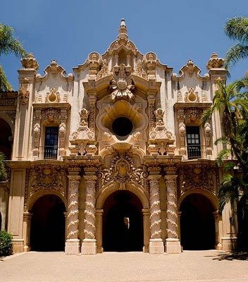 Neoclassical Spanish Colonial Architecture
