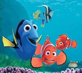 Happy Dory and Nemo