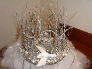 Anthropologie Inspired Tree Topper Craft 3