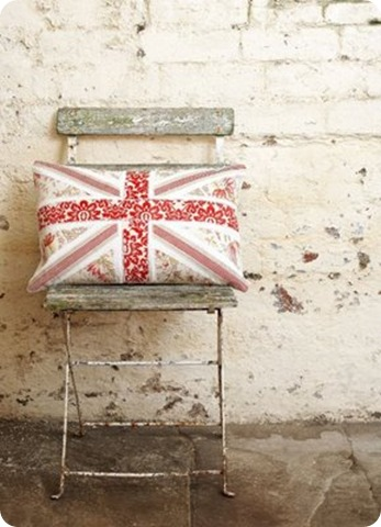 the natural store pillow union jack 2
