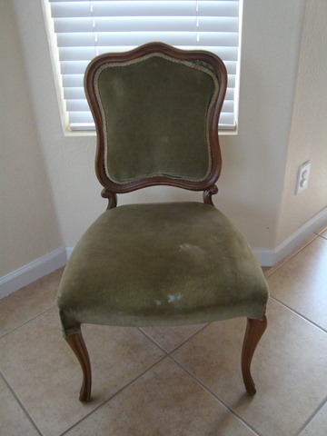 Makeover Monday A Curvy Chair