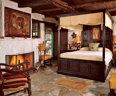 Spanish Colonial Interiors