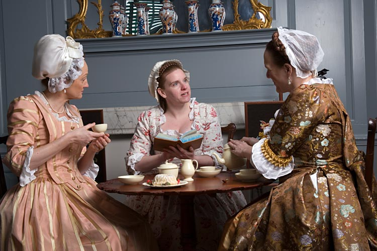 Womens Colonial Style Fashions
