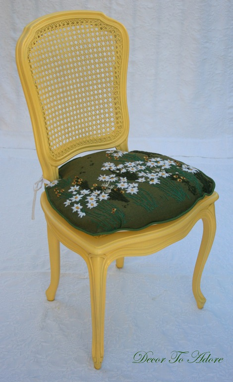 daisy chair 062