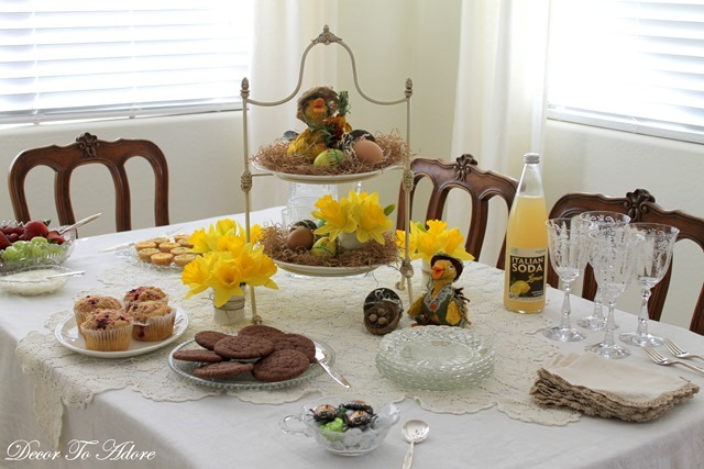 easy inexpensive easter brunch ideas decor to adore
