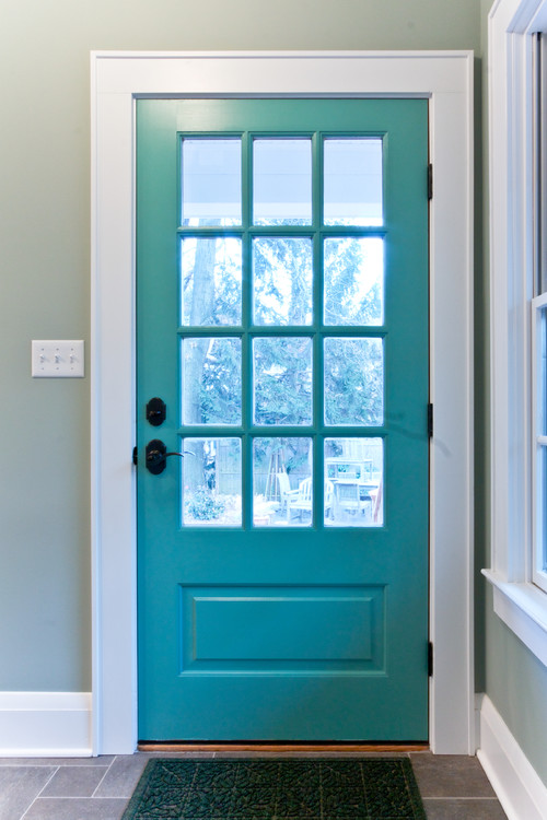 paint interior doorsPainted Interior Doors  Decor to Adore
