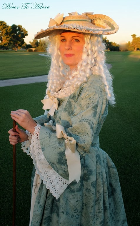 Make 18th Century Lace Sleeve Ruffles or Engageantes
