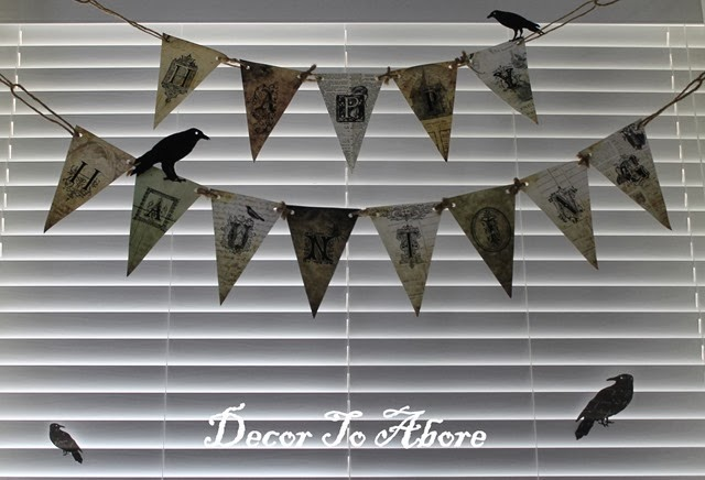Nevermore Decor To Adore 060-002