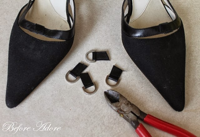 decor to adore making French shoes