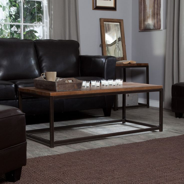 Have to have it. Belham Living Townsend Coffee Table $159.98