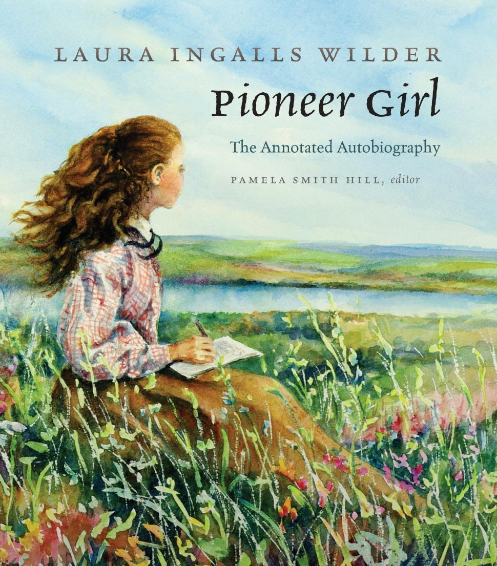 'Pioneer Girl: The Annotated Autobiography' hits stores Nov. 26.