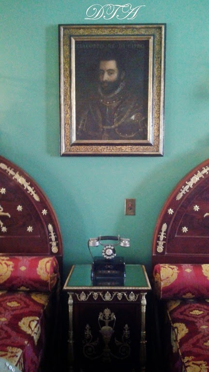The Interiors Of The Ringling Mansion Ca D Zan Decor
