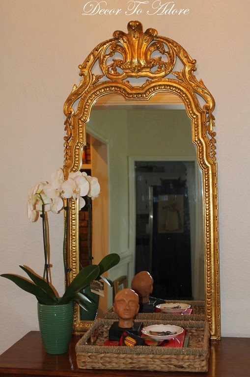 How To Gently Clean Gilded Furniture and Accessories - Decor to Adore