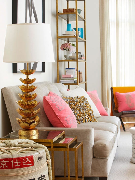 How To Gently Clean Gilded Furniture And Accessories