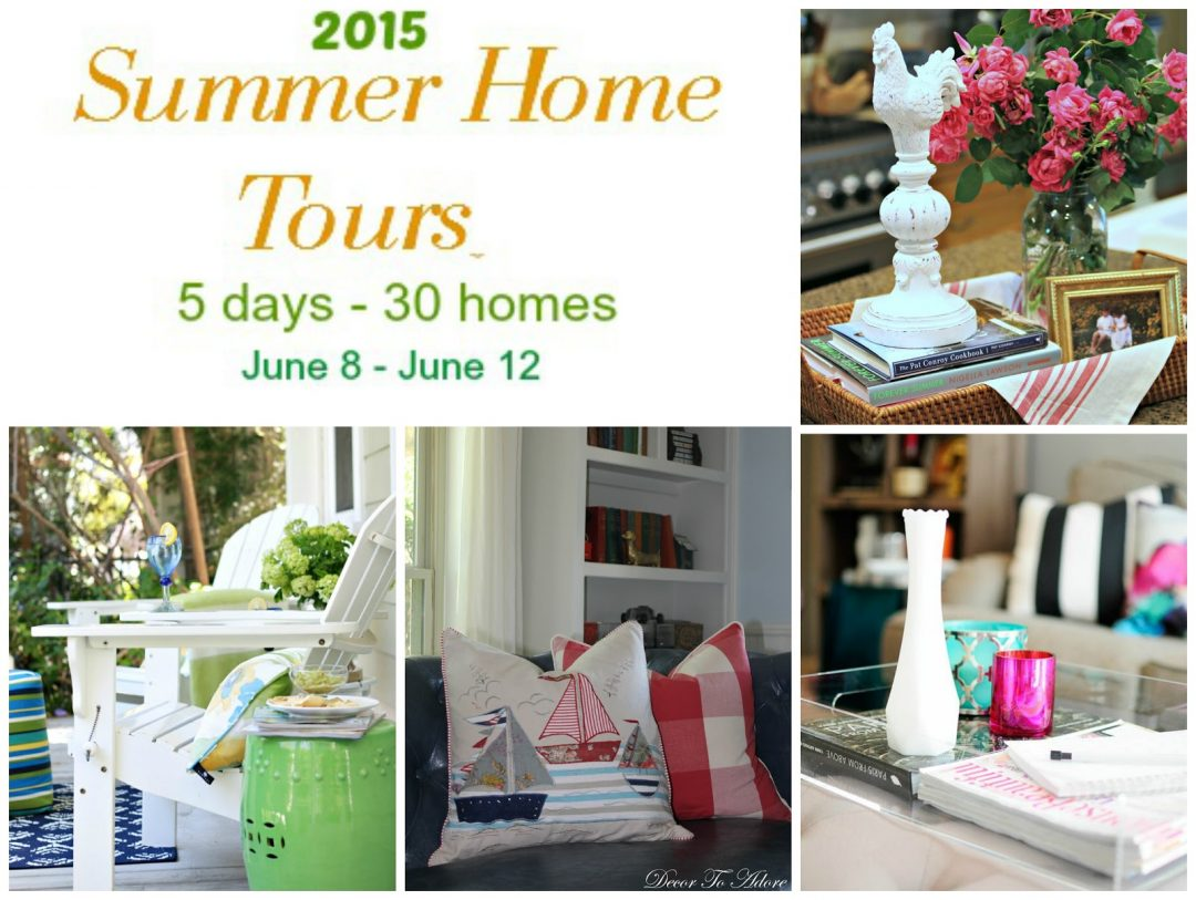 Summer Home Tours 2015