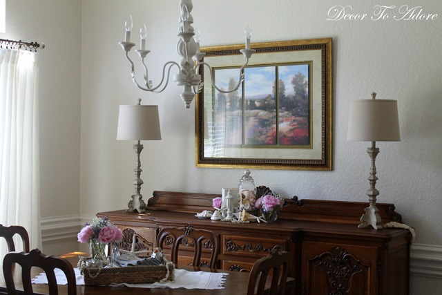 DTA Summer Tour 2015 Dining Room