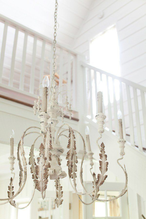 An aidan gray inspired chandelier makeover decor to adore nest at shelter and roost chandelier nest at shelter and roost chandelier mozeypictures Image collections
