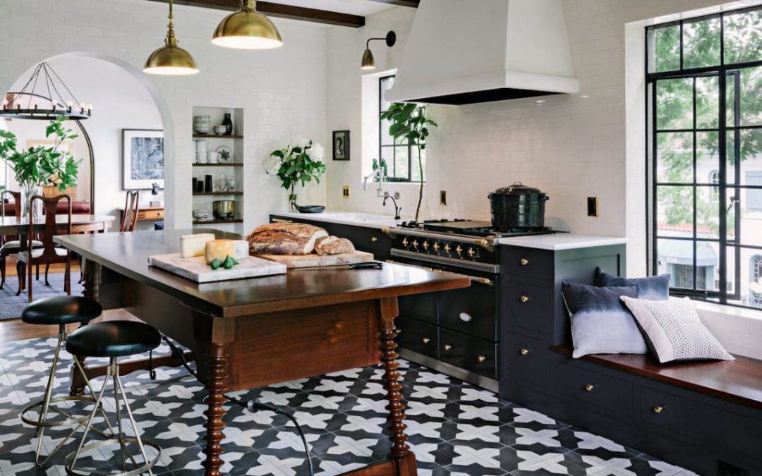 the latest kitchen flooringtrends decor to adore