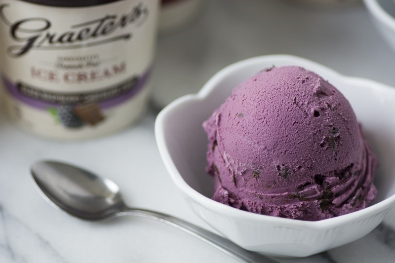 Image result for graeter's Black Raspberry Chocolate Chip