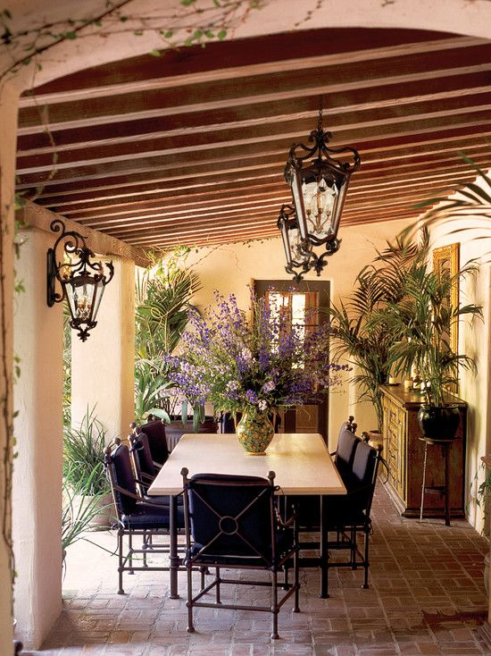 Which Mediterranean Patio Style Is Right For You? - Decor to Adore