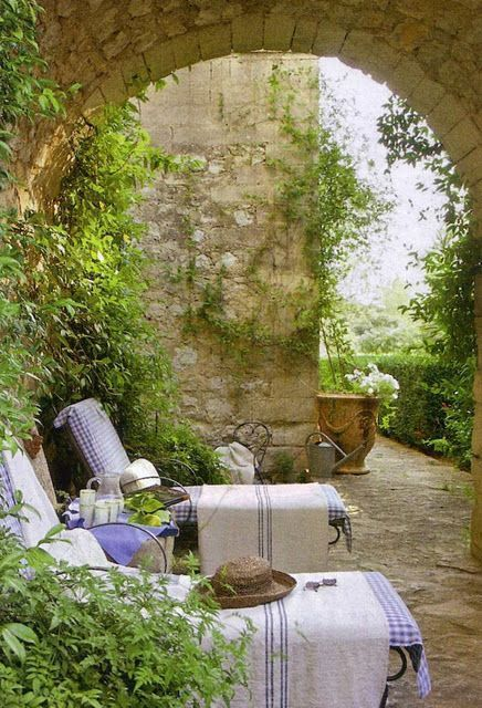 French Country Home | French Country Life: