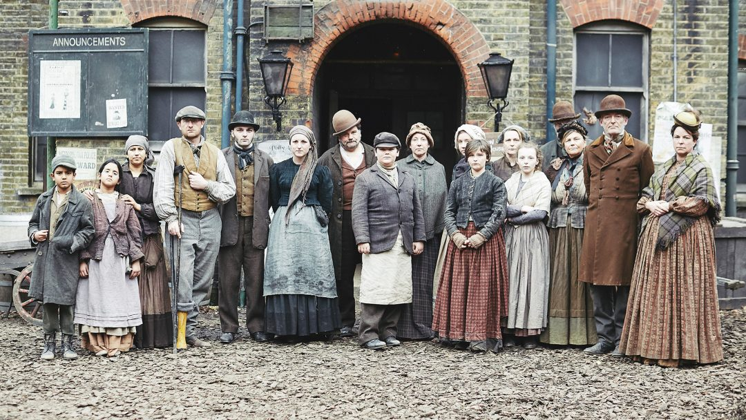 Image result for Victorian Slum House