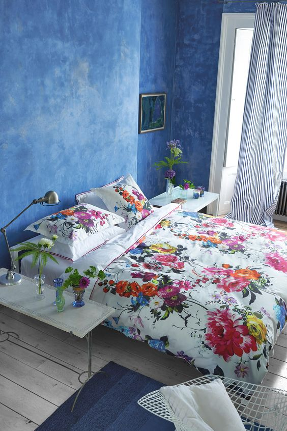 Summer bedroom decorating ideas decor to adore for Designers guild bedroom ideas