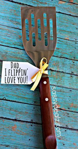Cute and clever Father's Day Gift Idea: