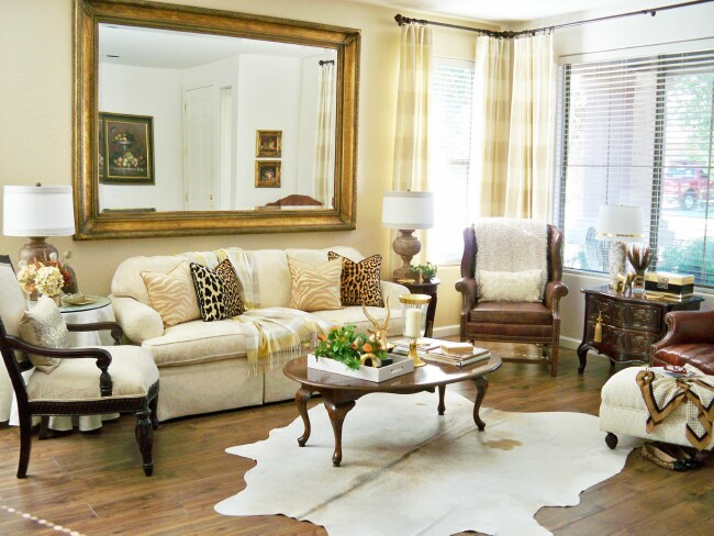 A Lovely Collection Of Fall Home Tours Decor To Adore