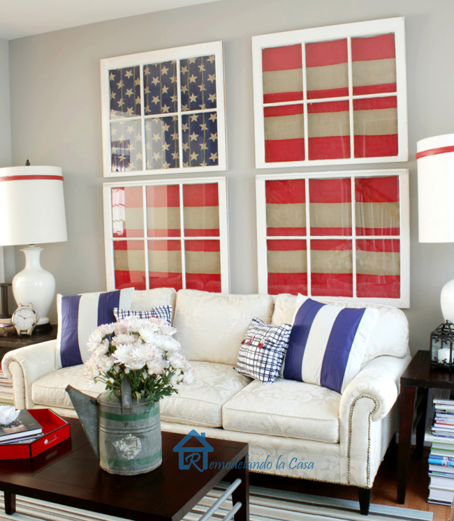 Ideas for a great memorial day weekend decor to adore for Decor 67 instagram