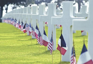 Memorial Day in France