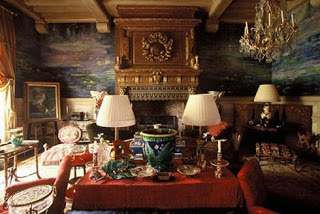 The Homes Of Yves St. Laurent