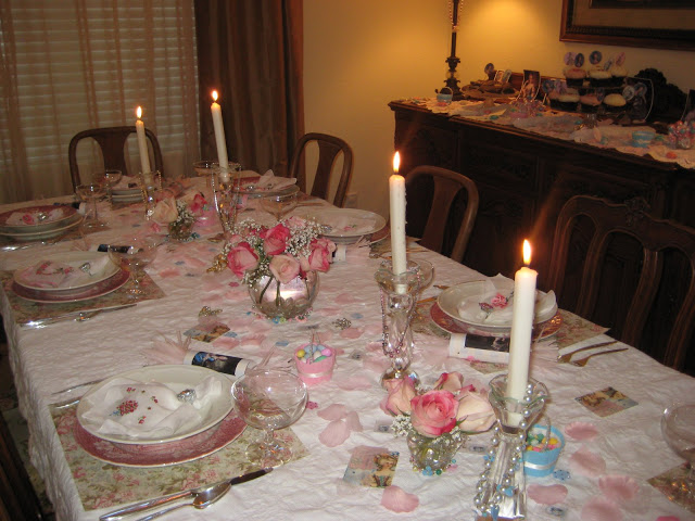 A Party Fit For Marie Antoinette