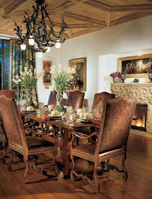 Spanish Colonial Interiors