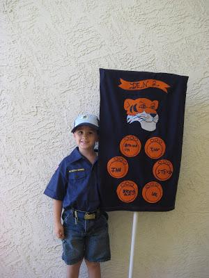 Tiger Cub Flag