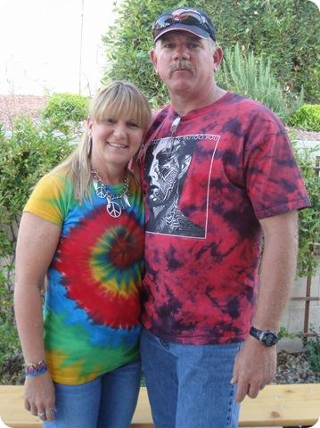 Craig and Mel
