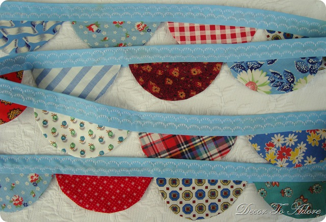 A Bunting We Will Go