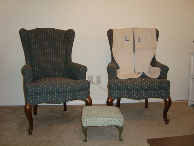 wing chairs before