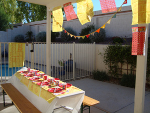 Avatar The Last Airbender Birthday Party