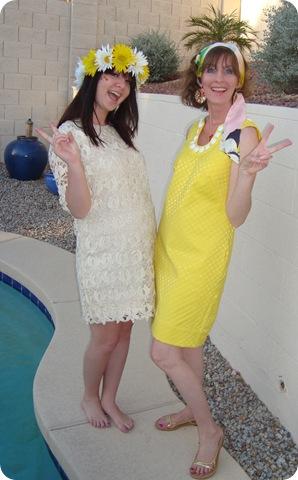 Alyssa and Laura