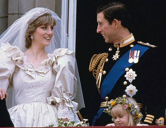 Royal Wedding Wednesday A History of Wedding Dresses