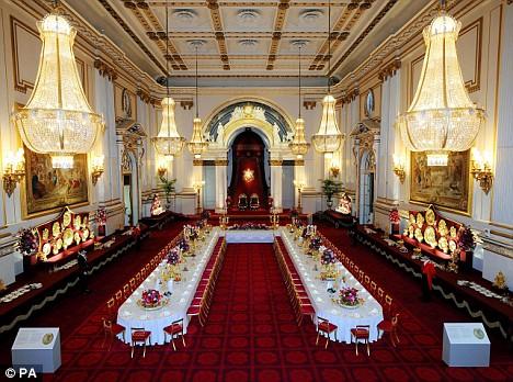 State ballroom
