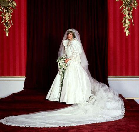 Diana's Bridal Train