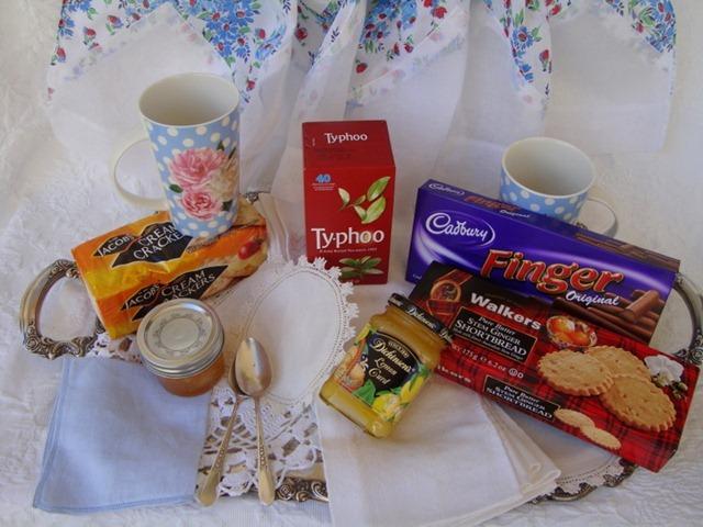 High Tea Tablescape Winners!