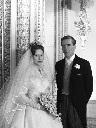 Princess Margaret wedding bouquet