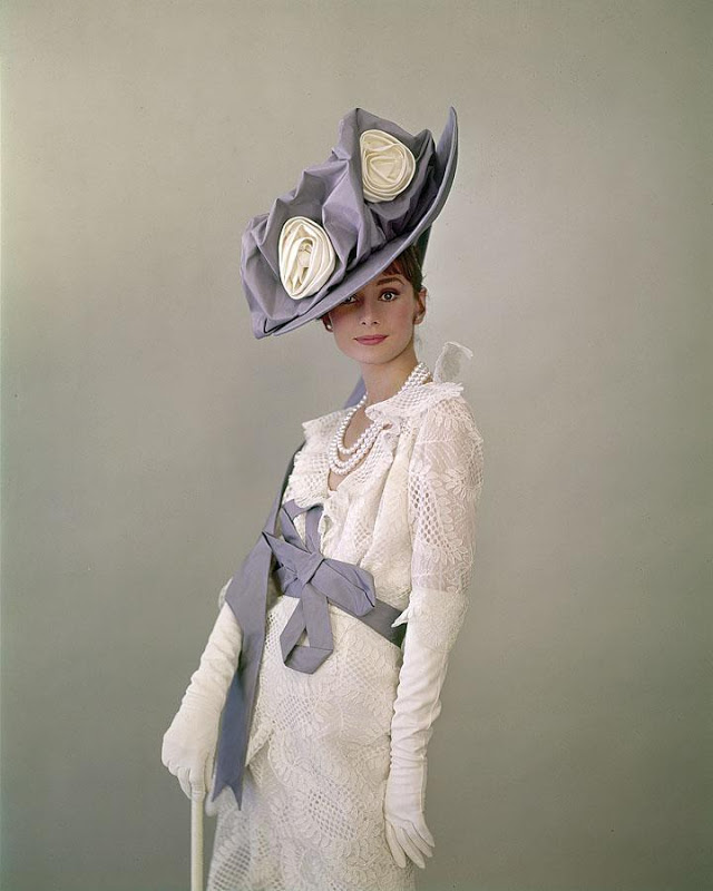Audrey Hepburn my fair lady